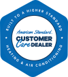 Misurelli Sorensen Heating & Air Conditioning works with American Standard Furnace products in Racine WI.